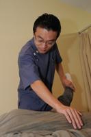 大腰筋の筋反射テスト